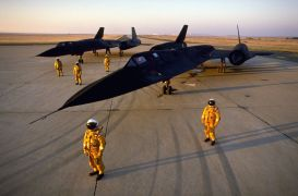 two SR-71