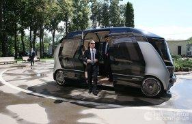 шаттл бас с Медведевым